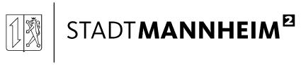 Stadt Mannheim logo